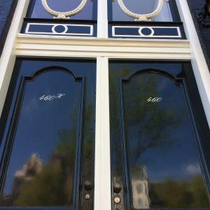 huisnummers amsterdam