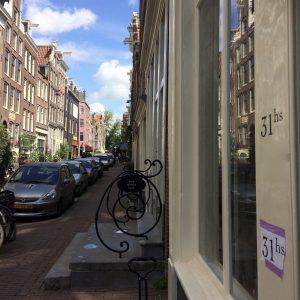 huisnummer schilderen amsterdam