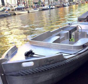 naambordje boot