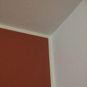 mooi geschilderde muur