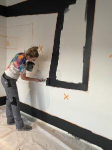 schilder kantoor