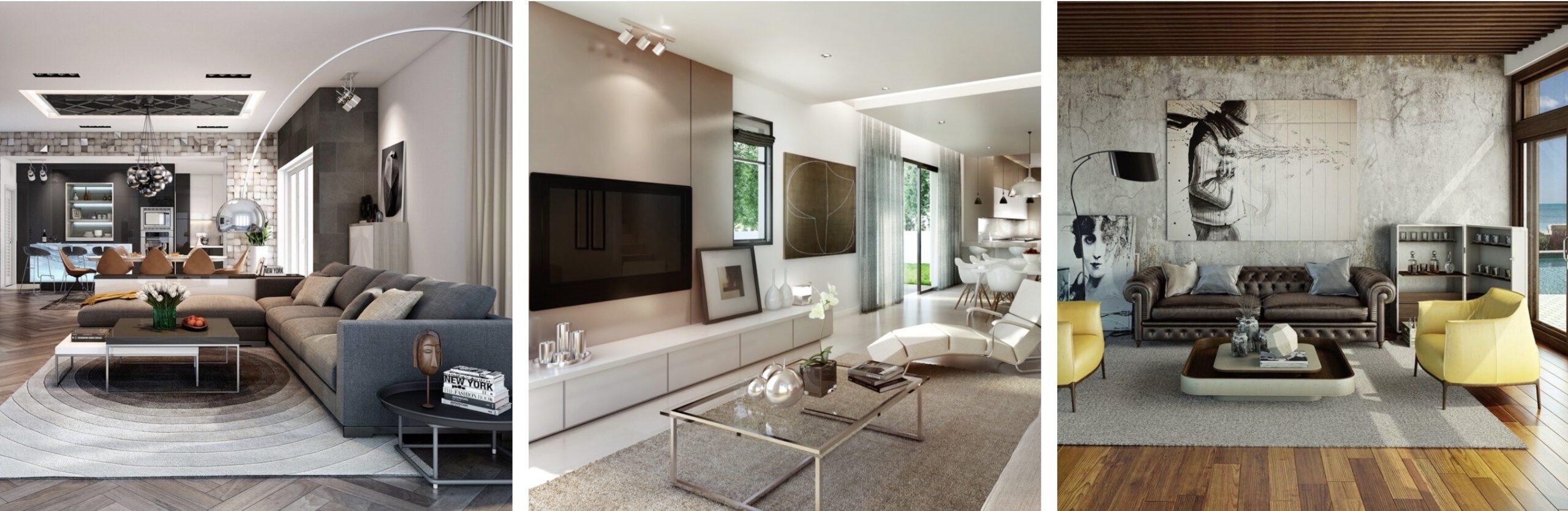 interieurstijl urban modern