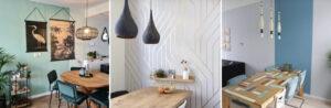 geometrische vormen woonkamer