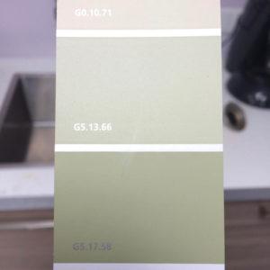 kleurtint groen